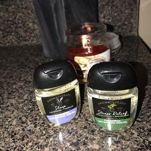 Bath & Body Works Aromatherapy Hand Sanitizer (2)